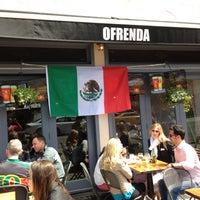 Photo taken at Ofrenda by Darian J. on 5/5/2013