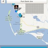 Photo taken at Port Saint Joe Marina by Steve K. on 9/17/2012