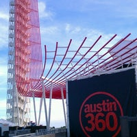 Photo taken at Austin360 Amphitheater by Joe V. on 4/5/2013