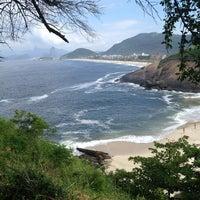 Photo taken at Praia do Sossego by Noemi A. on 4/7/2013