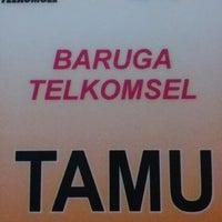 Photo taken at Baruga Telkomsel Area IV Pamasuka by deni d. on 7/16/2014