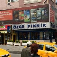 Photo taken at Özge Piknik by Bülent K. on 4/22/2014