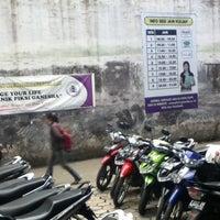 Photo taken at Politeknik Piksi Ganesha by Mumoe V. on 11/23/2012