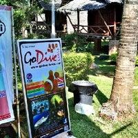 Photo taken at Lanta Marina Resort by Go Dive Lanta P. on 12/6/2012
