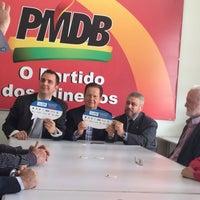 Photo taken at PMDB by Cristina A. on 5/18/2015