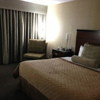 Photo taken at Wyndham Garden Hotel Philadelphia Airport by Carrie W. on 3/9/2013