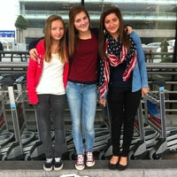 Photo taken at Arrivals by Evy V. on 11/16/2012