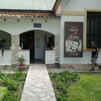 Photo taken at Museo Casa de Ernesto Che Guevara by Eliot on 2/25/2013