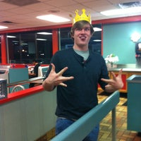 Photo taken at Burger King by Abby C. on 2/8/2013