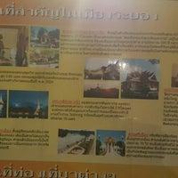 Photo taken at Hinsuay Namsai Resort Rayong by Opor @. on 2/25/2016