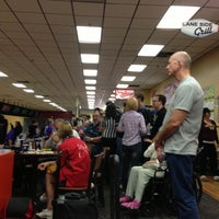 Photo taken at AMF Valley View Lanes by Tammy S. on 2/23/2013