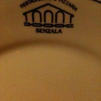 Photo taken at Restaurante e Pizzaria Senzala by Alessandra S. on 1/24/2013