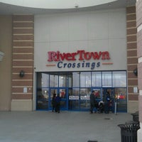 Photo taken at RiverTown Crossings Mall by Jay S. on 11/17/2012