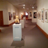 Photo taken at Hampton University Museum by Michael S. on 12/4/2012