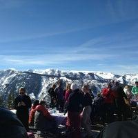 Photo taken at Cloud Nine Alpine Bistro by Jean-Michel G. on 3/2/2013