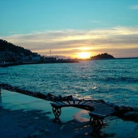 Photo taken at Kuşadası by Cem D. on 2/3/2013