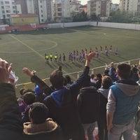 Photo taken at Kartal Bulvar Stadı by Denizer S. on 12/4/2016