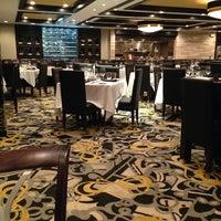 Photo taken at Morton's The Steakhouse by Silvia Z. on 10/22/2013
