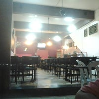 Photo taken at Nasi Ayam Gemas Mustafah (Alam Jaya) by Jelita J. on 7/6/2012