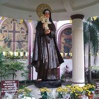 Photo taken at Monasterio De Santa Clara by Christian L. on 8/10/2013