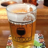 Photo taken at Bailey's Taproom by Bill A. on 5/21/2013