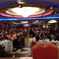 Photo taken at Jing Fong Restaurant 金豐大酒樓 by Stephanie D. on 4/20/2013