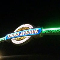 Photo taken at Third Ave Sign by Marcos V. on 3/23/2016