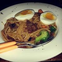 Photo taken at Warung Pasta by Christy I. on 3/6/2013