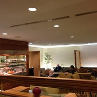 Photo taken at Turkish Airlines CIP Lounge by Michael B. on 9/18/2013