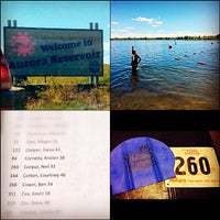 Photo taken at Aurora Reservoir by Neil C. on 8/16/2014