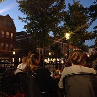 Photo taken at Popovers on the Square by Jill H. on 7/6/2014