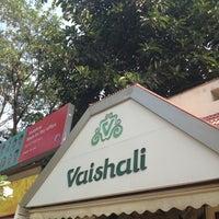 Photo taken at Vaishali by Ashish G. on 12/2/2012