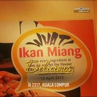 Photo taken at Restoran Muhibbah Seafood by Mohd Aziadi H. on 3/2/2013