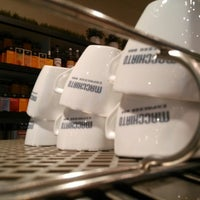 Photo taken at Macchiato Espresso Bar by Sergey D. on 6/28/2013