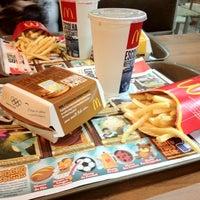 Photo taken at McDonald's by Mayara G. on 10/30/2012