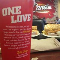 Photo taken at Raising Cane's by Jessica G. on 12/20/2012