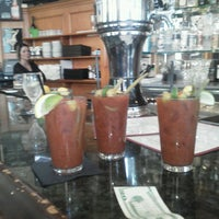 Photo taken at Johnnie's Restaurant by Kirstie C. on 7/20/2013