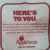 Photo taken at Applebee's by Darin R. on 12/27/2012
