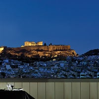 Photo taken at Athenaeum InterContinental by Athenaeum InterContinental Athens Venues on 10/31/2012