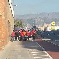 Photo taken at Estadio Municipal Castalia by Secundino S. on 3/8/2014