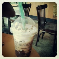 Photo taken at Starbucks Coffee by Cristina M. on 3/8/2013