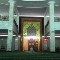 Photo taken at Masjid Agung Syi'arul Islam by Sam J. on 10/10/2015