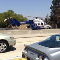 Photo taken at 91 Freeway by Chad M. on 6/8/2013