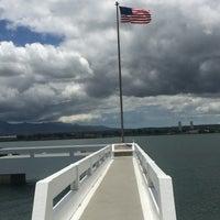 Photo taken at USS Utah Memorial by Matt W. on 6/3/2016