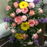 Photo taken at John M. Ireland Funeral Home and Chapel by Broadway F. on 3/12/2014