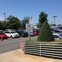 Photo taken at Criswell FIAT of Gaithersburg by Ricardo M. on 7/26/2014