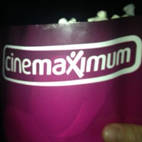 Photo taken at Cinemaximum by Zeynep G. on 11/30/2012
