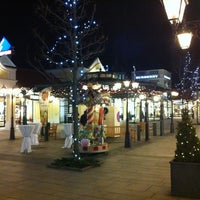 Photo taken at McArthurGlen Designer Outlet Parndorf by János S. on 11/30/2012