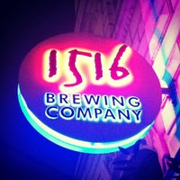Photo taken at 1516 The Brewing Company by Eduardo T. on 11/3/2012