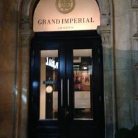 Photo taken at Grand Imperial by Takeshi I. on 12/13/2012